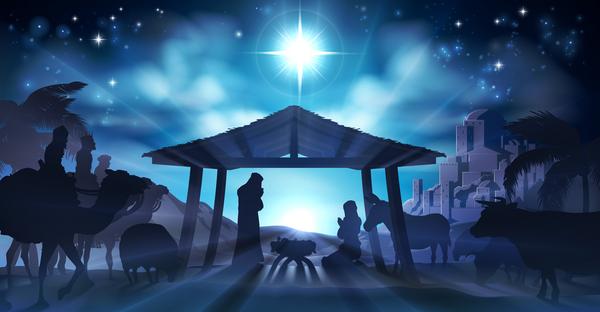 Jul–läromedel i religion åk 4–6