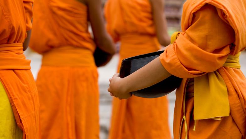 Att leva som buddhist