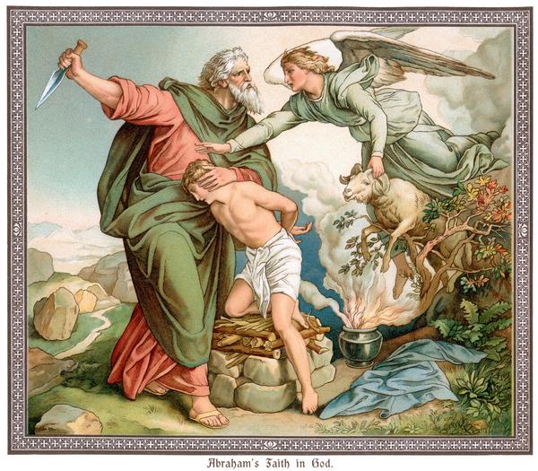 Abraham–läromedel i religion åk 4–6