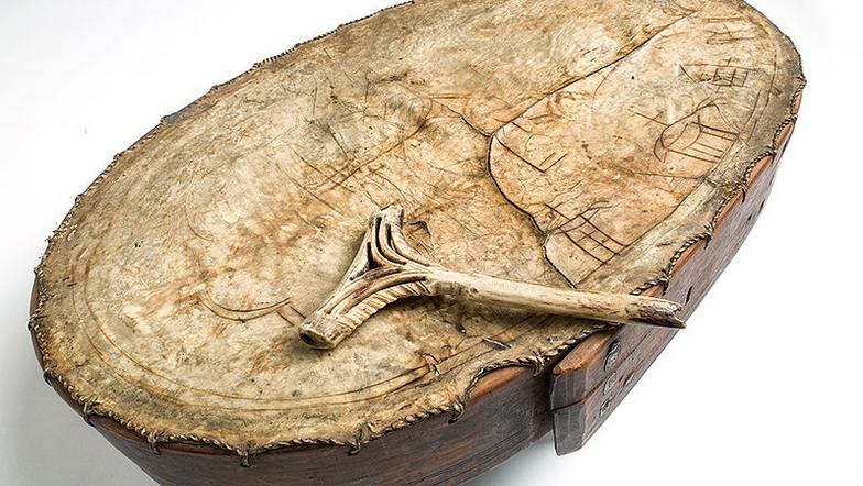 Äldre samisk religion