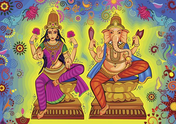 Hinduismens gudar – läromedel i religion åk 4,5,6