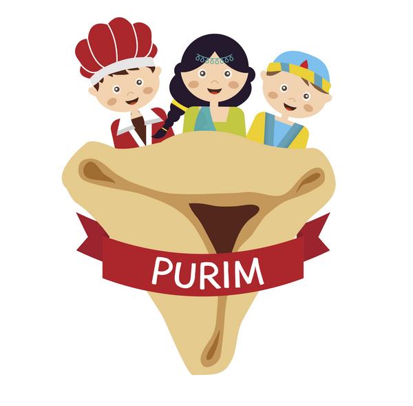Chanukka och Purim – läromedel i religion åk 4,5,6